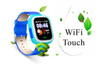 New model Q80 GPS tracker smart watch 2G GSM phone function with SOS Botton