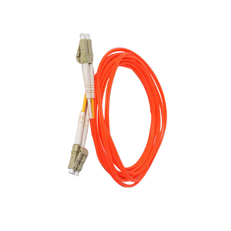 LC-LC MM 50/125 2.0MM 3M Fiber Optic Patch Lead/Fiber Optic Patch Cord Factory