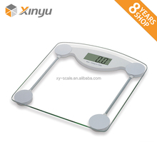 Guangdong Portable Mini Digital Electronic Body Weighing Smart Bathroom Weight Scale Machine For Sale