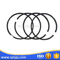 Small liquid cooled diesel engine piston ring set