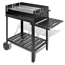 BBQ Stand Charcoal Barbecue Grill Smoker Best Charcoal Grill