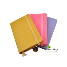 A6 Notebook, Agenda Planner, Mini Leather Note Book
