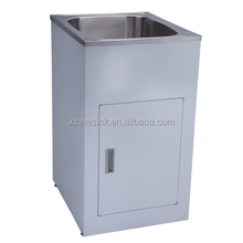 Stainless Steel 304 Laundry Cabinet with sinks