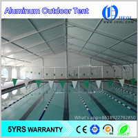 Aluminum Strong Swimming Pool Cover Tents