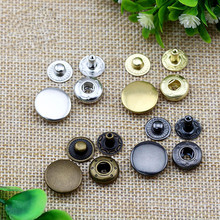 Guangzhou top sale factory price fashion snap button types