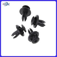 high precision plastic injection mold for Plastic Rivets Fastener Push Pin