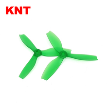 KNT FPV 3 blades Props Tri- Blades Propellers 5040 V2 5x4 CW CCW 250 quadcopter propeller for RC Multirotors
