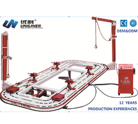 Car straightening bench UL-199E auto body collision repair systems,frame machine