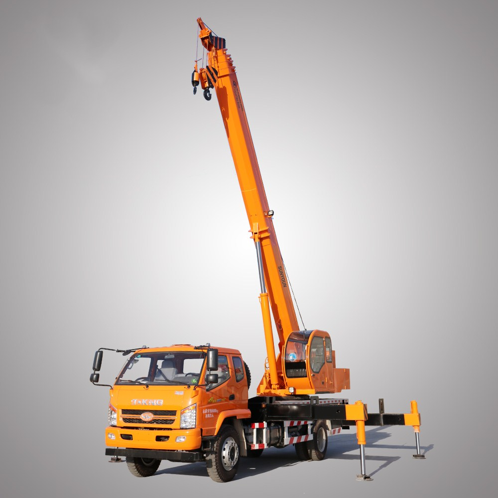 Cheap Price Straight Arm Mini <strong>Truck</strong> With Crane 16 Ton