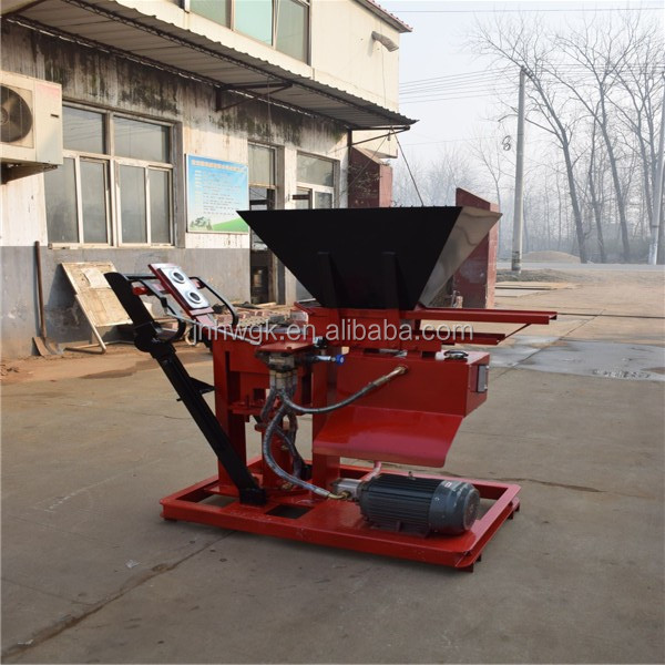 brick making machine price