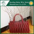 Hot sale high quatity stainless steel anti-theft wire mesh bag