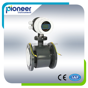 Ld Series Low Intelligent Electromagnetic Liquid Flow Meter, Magnetic Water Flow Meter Types