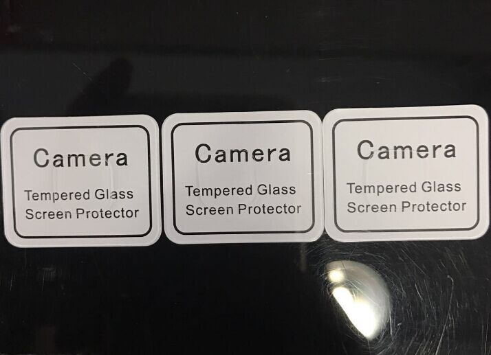 Hot sale 9h lens glass protector for s7 and s7 edge manufacturer from China