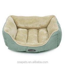 Polyester material different colors and sizes Pet Bed Dog bed