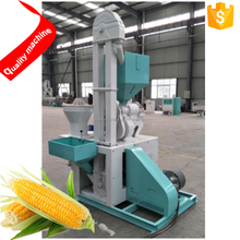 High Efficiency Corn Wheat Rice Grits and Flour Milling Machine