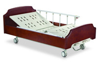 CE,FDA Certificated Two crank manual home care bed