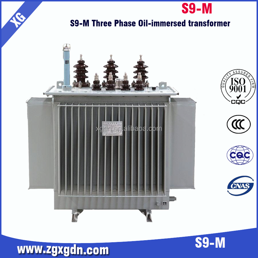 160kva 3 phase isolation transformer with case S9-M