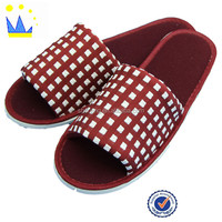 2015 terry thong bedroom fancy cute bedroom slippers