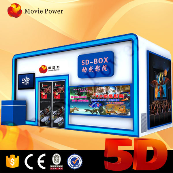 amusement in trailer cinema 5d dynamic home theater seats room decor 5d