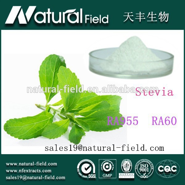 OEM Welcome traditional Chinese herbs extract Natural Sweetener Stevia