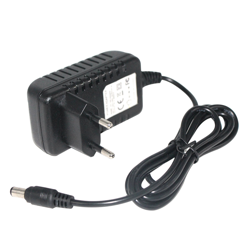 CE Approved Europe Travel Universal Wall Plug Converter Charger 2A 5V 9V 12V DC Power <strong>Adapter</strong>