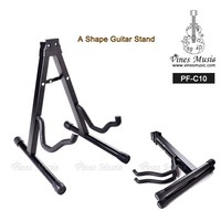 Folding A Frame Guitar Stand for Electric, Acoustic and Bass