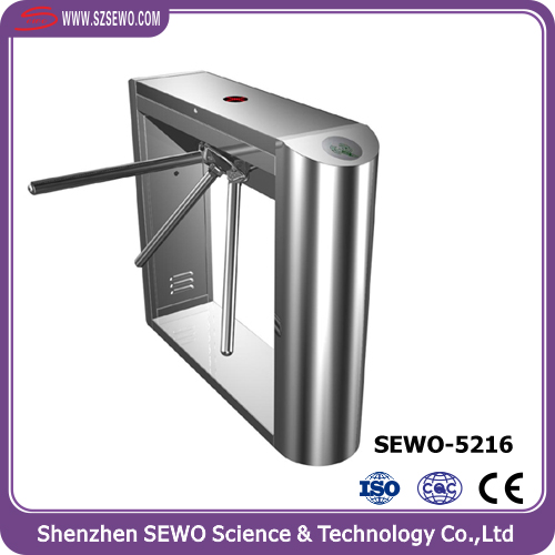 Tripod Turnstile Access Control Specific Building Management System