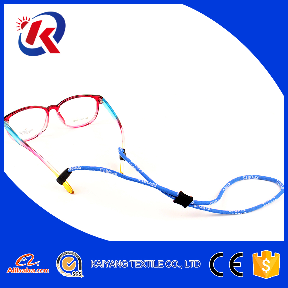 Different materials options eyeglass accessories chains and cords