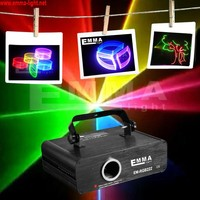 Bar Club Party 5W Sound Activated 48 LED Stage Lighting Show Disco DJ show Laser Light