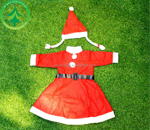 Xibao brand New chrildren&adult Christmas Costume Cosplay Dress Santa Clause Women Party Sexy Adult Christmas Costume