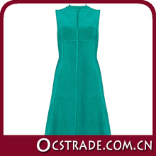 2014 fashion welcome royal green evening dress