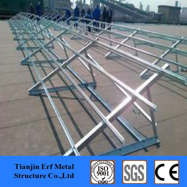 hot dip galvanized photovoltaic solar panel mounting brackets