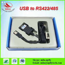 Low Cost Black USB 2.0 to RS485 RS422 Photoelectric Converter in Computer Cables