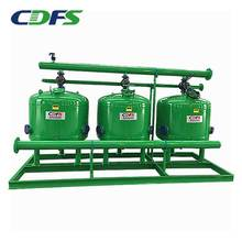 Sand filters manufacturer for well water treatment made in China