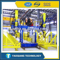 3 Phase Submerged Arc Cantilever type Welding Machine