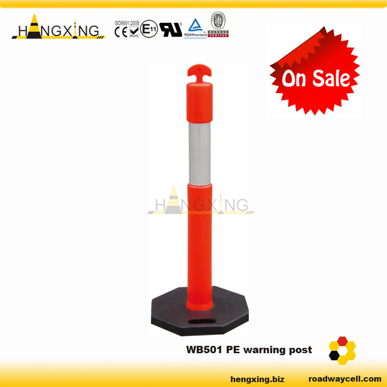 WB501 round road delineator for hot sale