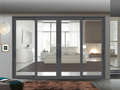 Interior aluminum sliding door design Production manufacturers