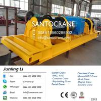 Remote Control Cable Pulling Electric Winch