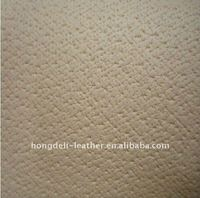 imitation pig skin grain leather ,shoe leather