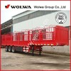 cheap Semi Trailer for transportation of subsidiary agricultural products