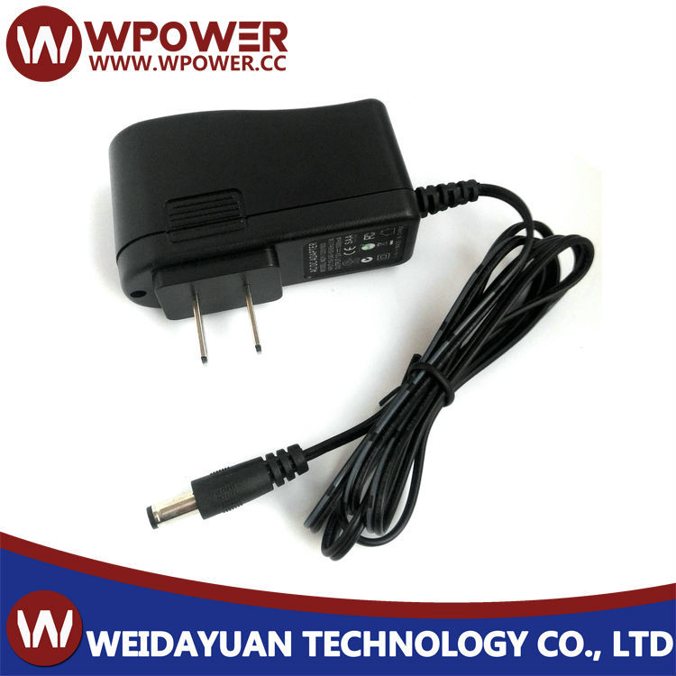 24V 0.5A 12W Plug In AC To DC Switching Mode Power Supply Adapter