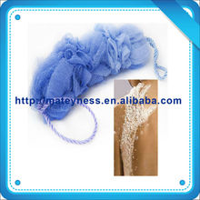 Back Scrubber Bath Shower Mesh Sponge