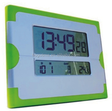Big Size Digital Alarm Table or Wall Clock with Calendar