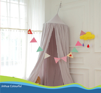 baby bed canopy kids play tent mosquito net cot bed canopy