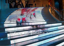 Emerging media, P4 smd ladder video media led display screen