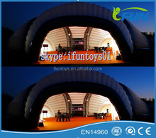 inflatable turtle type tent / turtle tent dome / inflatable tent type turtle