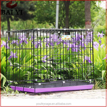 Galvanized Zoo Animal Cages and Animal Transport Cage