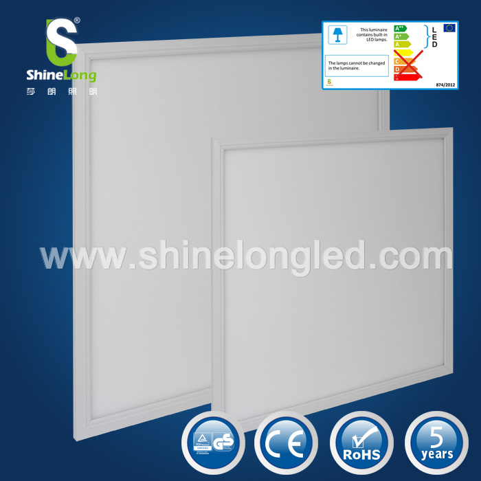 AC200~240V Recessed Ceiling LED Panel Lights 12 Watts 600*600