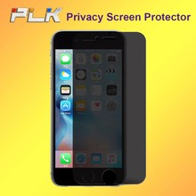 Hot Sale Screen Protector Anti Spy, Free Sample 180 Degree Privacy Glass For Iphone 6 Plus\