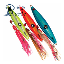 high quality metal tungsten resin head 3.5g jig lure for squid free sample